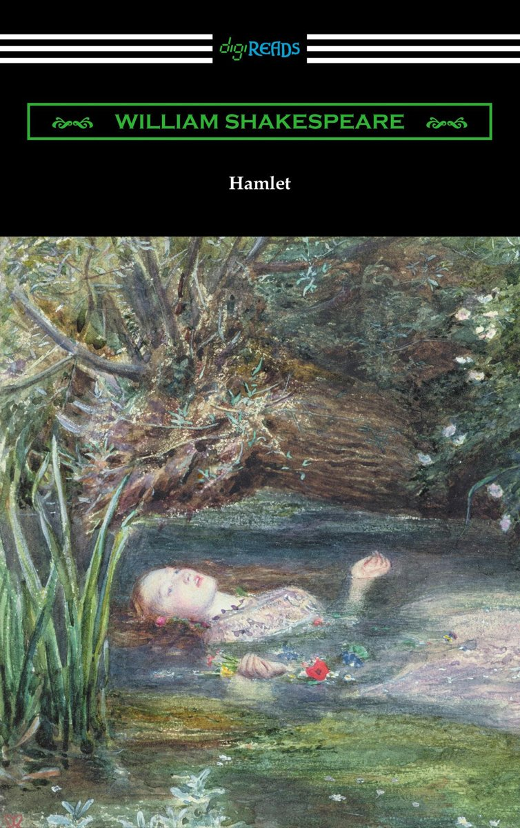 Hamlet (Annotated by Henry N. Hudson with an Introduction by Charles Harold Herford)
