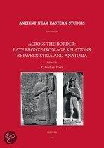 Across the border: late bronze-iron age relations between Syria and Anatolia