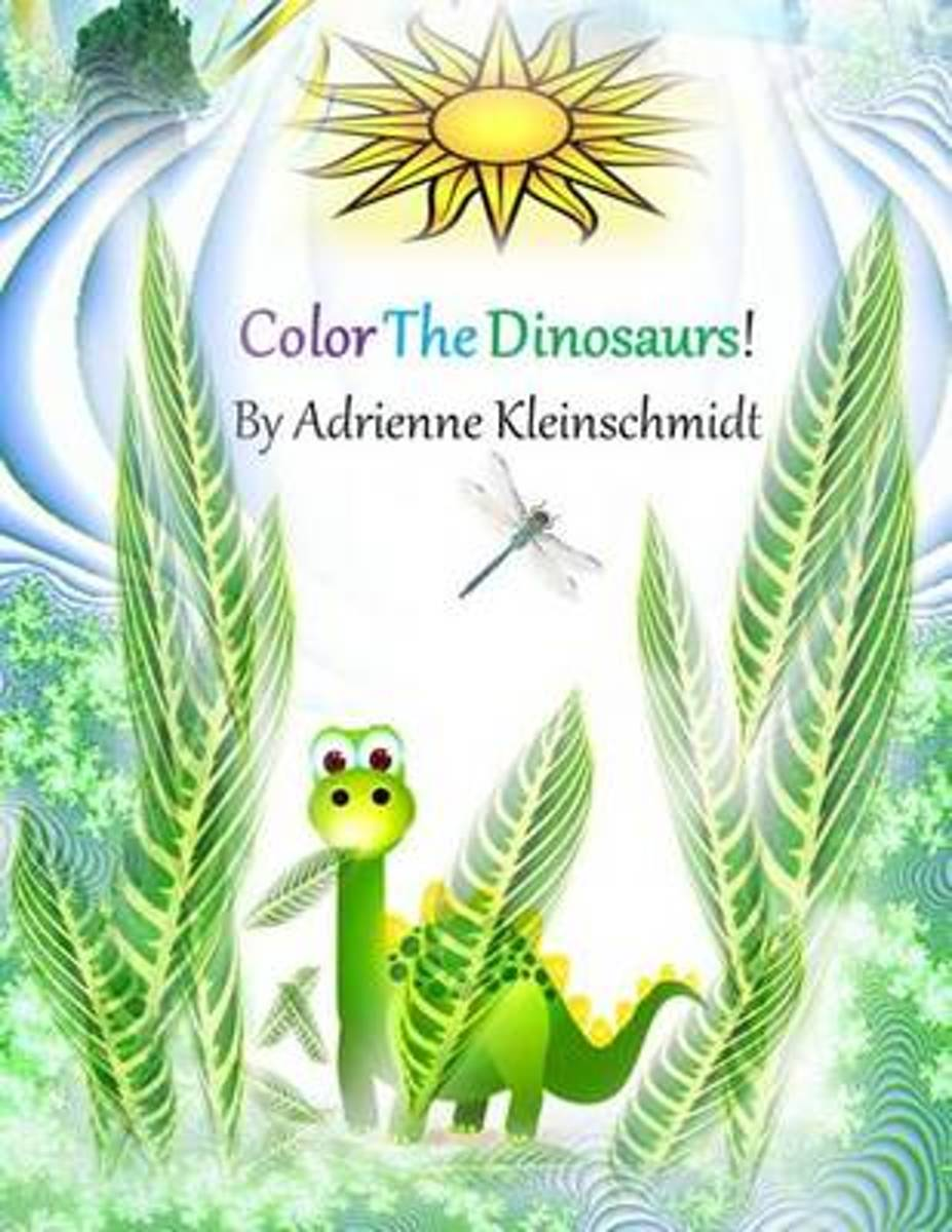 Color the Dinosaurs!