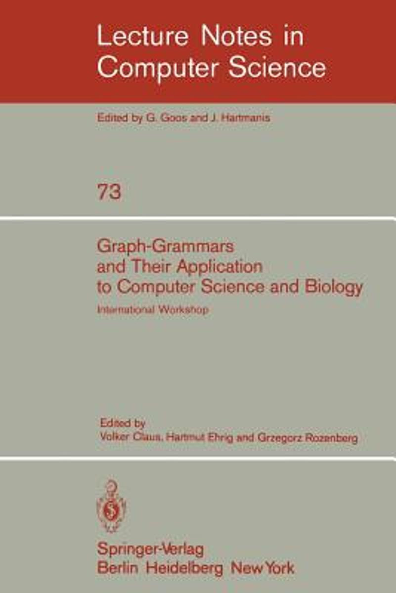Graph-Grammars and Their Application to Computer Science and Biology