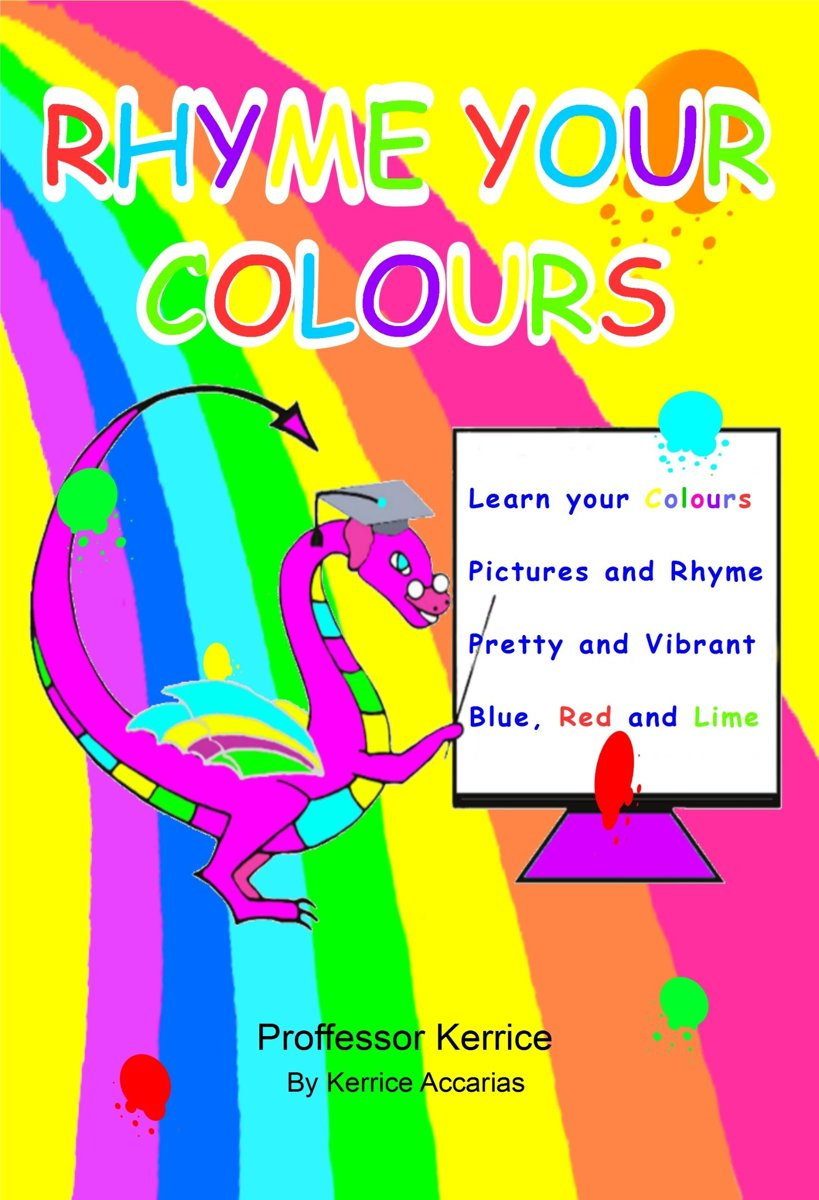 Rhyme Your Colours