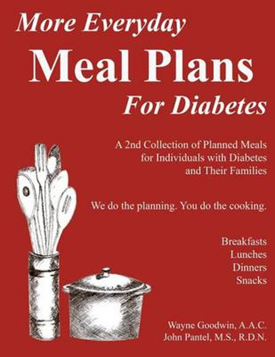 More Everyday Meal Plans for Diabetes