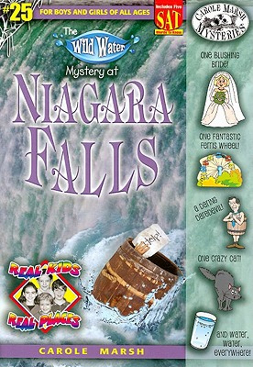 The Wild Water Mystery of Niagra Falls