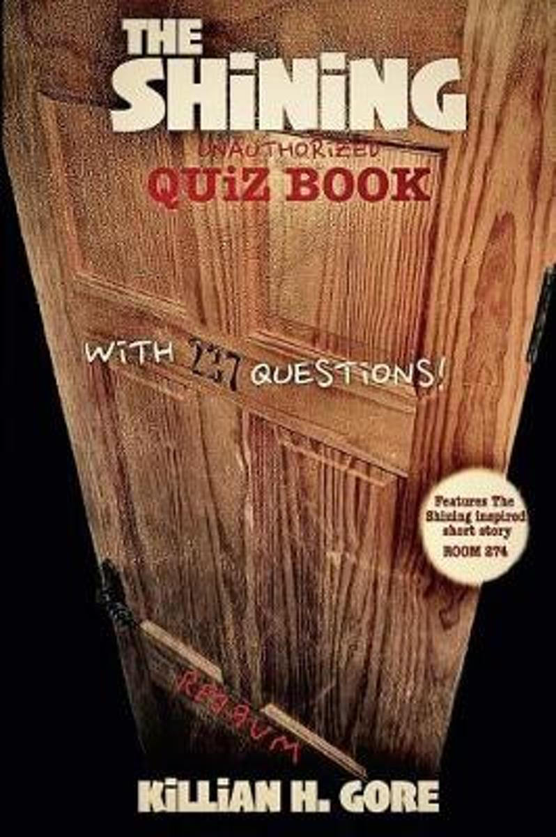 The Shining Unauthorized Quiz Book