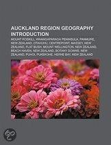 Auckland Region geography Introduction