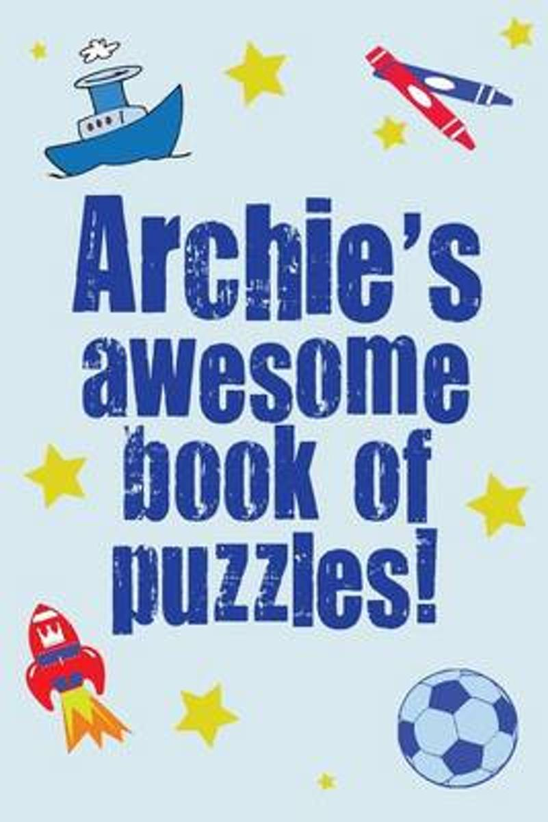 Archie's Awesome Book of Puzzles!