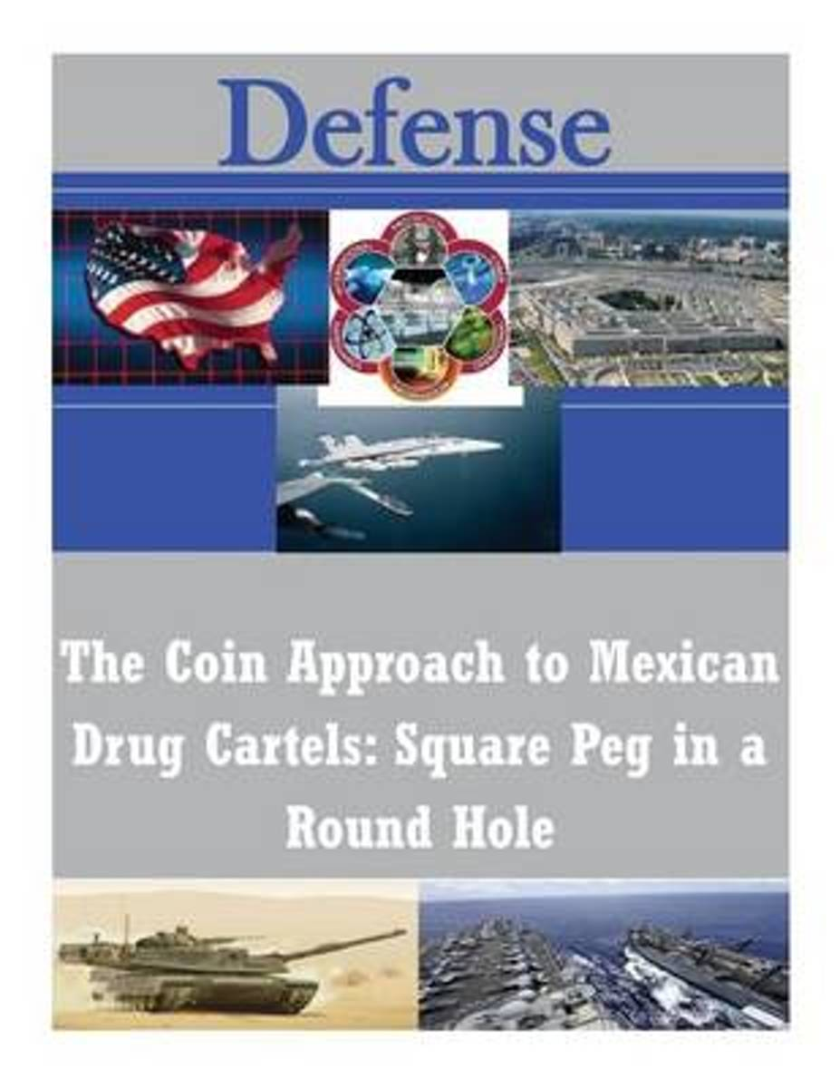 The Coin Approach to Mexican Drug Cartels