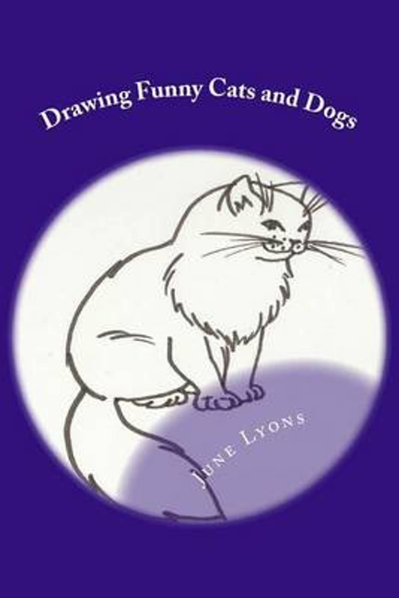 Drawing Funny Cats and Dogs