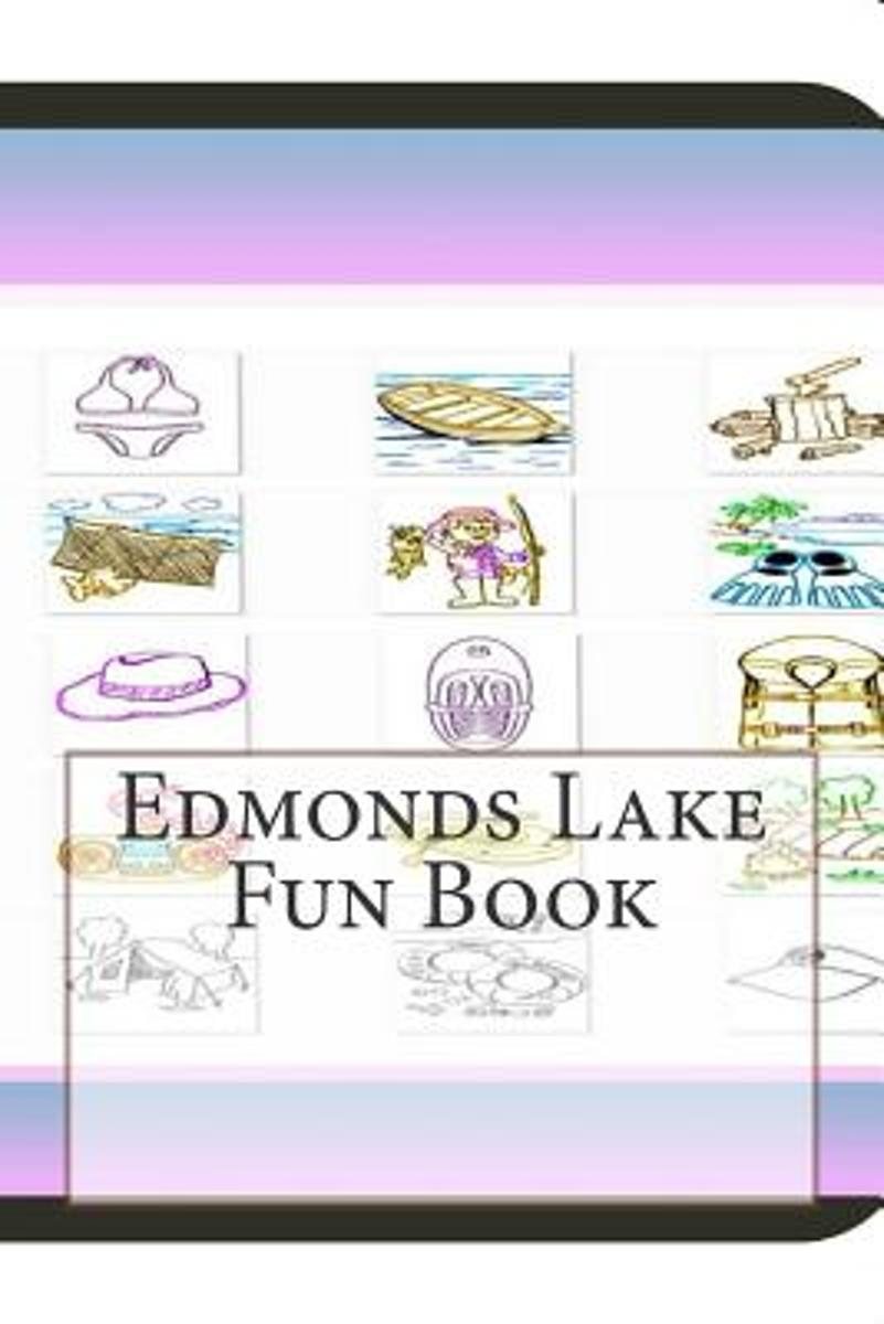 Edmonds Lake Fun Book