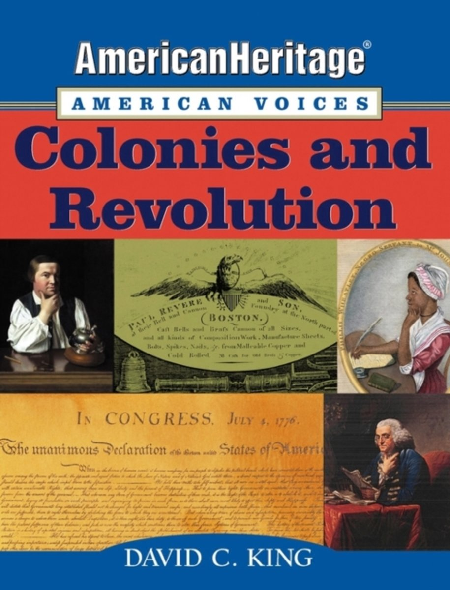 American Heritage, American Voices
