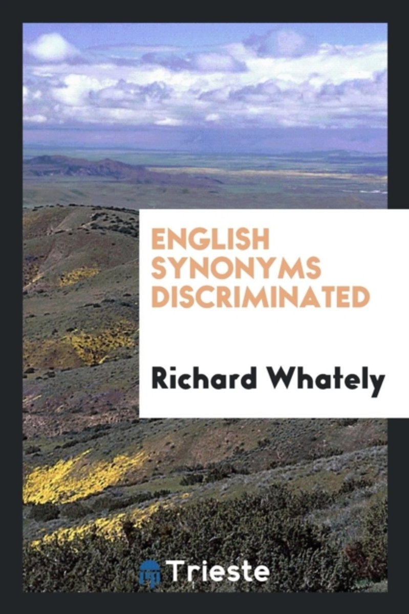 English Synonyms Discriminated