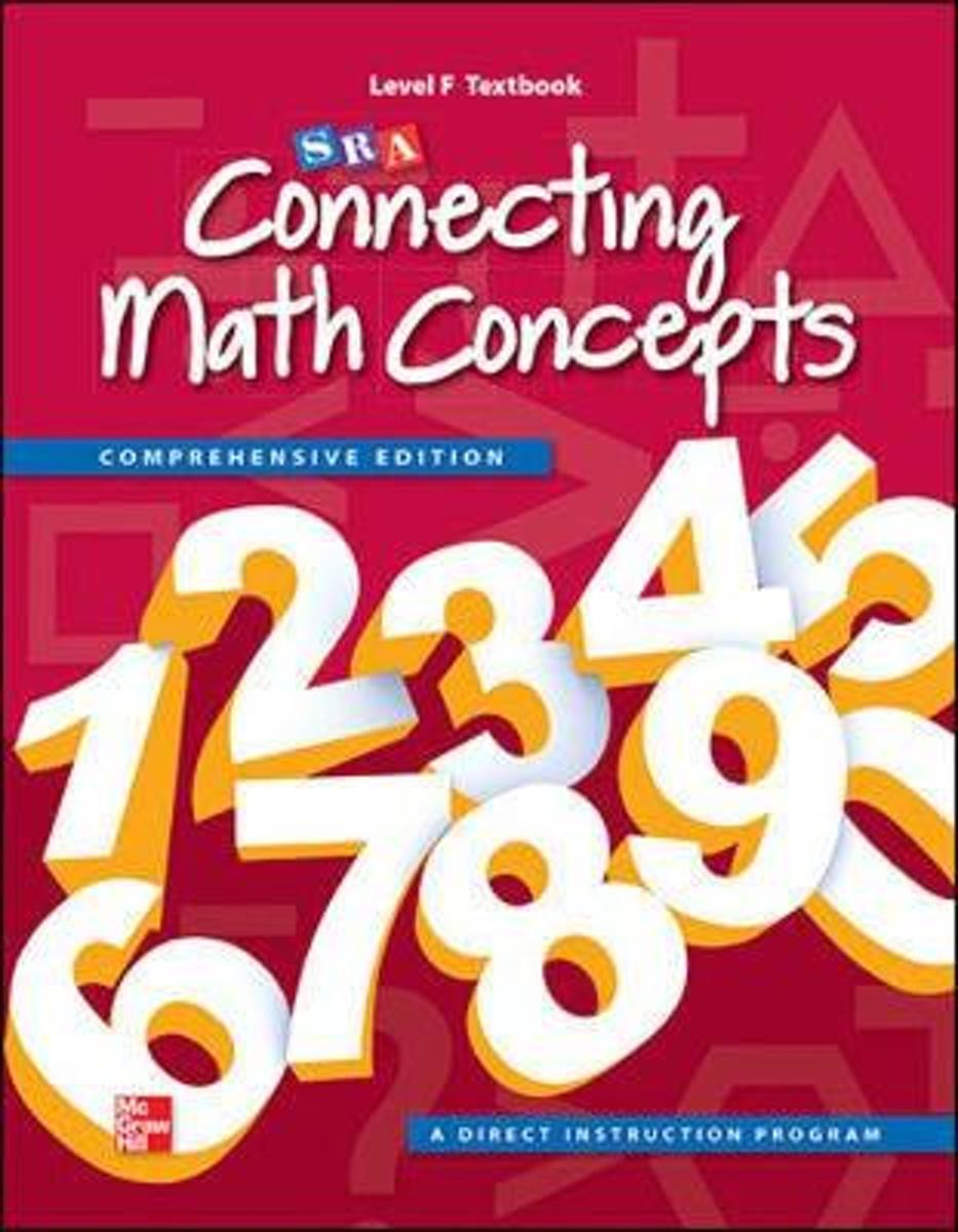 Connecting Math Concepts Level F, Student Textbook