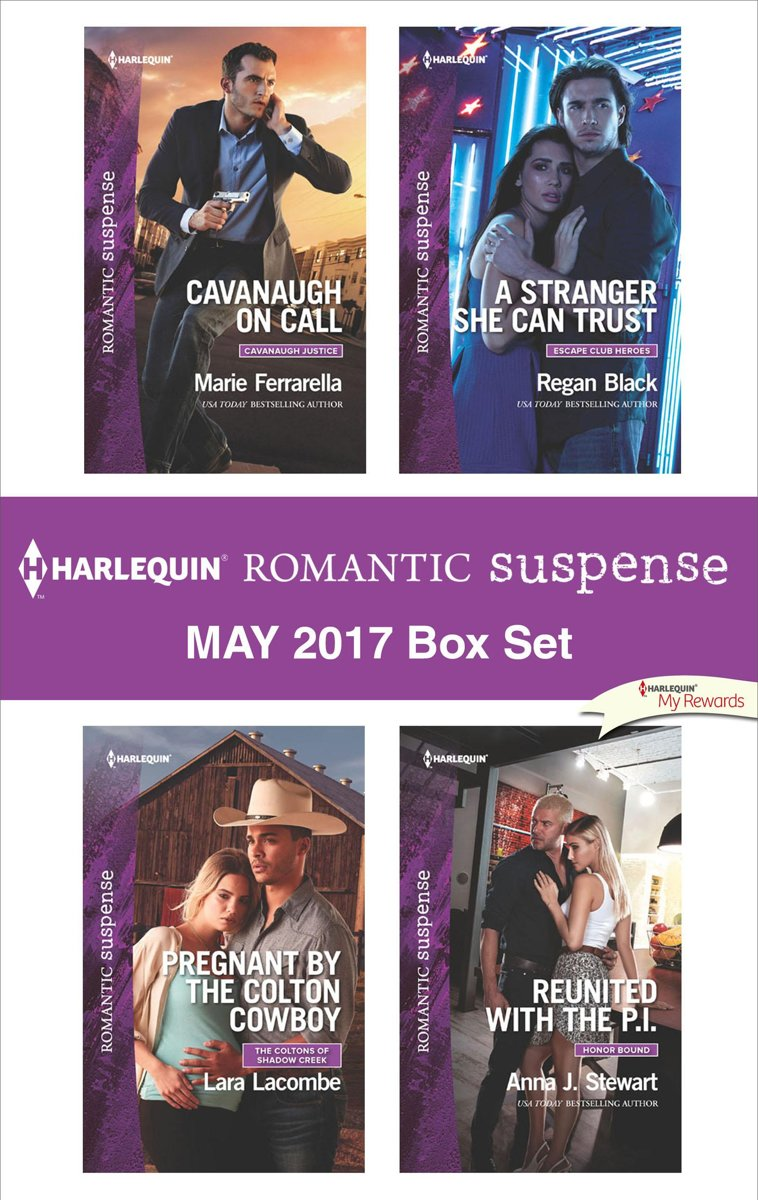 Harlequin Romantic Suspense May 2017 Box Set