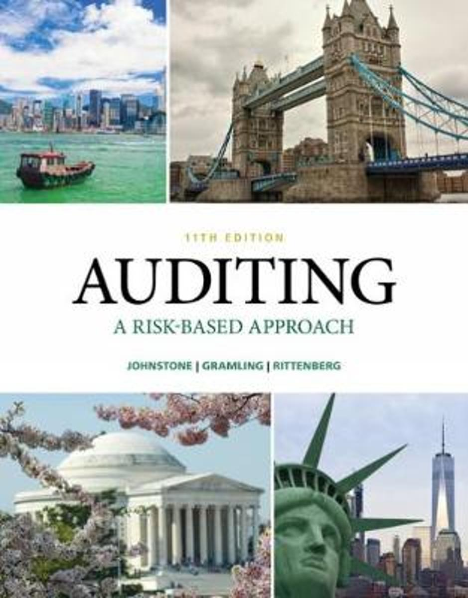 AUDITING RISK BASED APPROACH