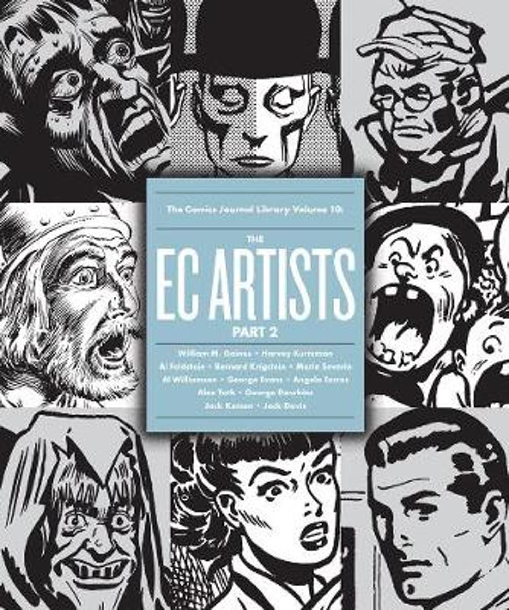 The Comics Journal Library Volume 10