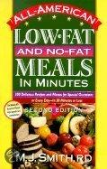 All-American Low-Fat And No-Fat Meals In Minutes