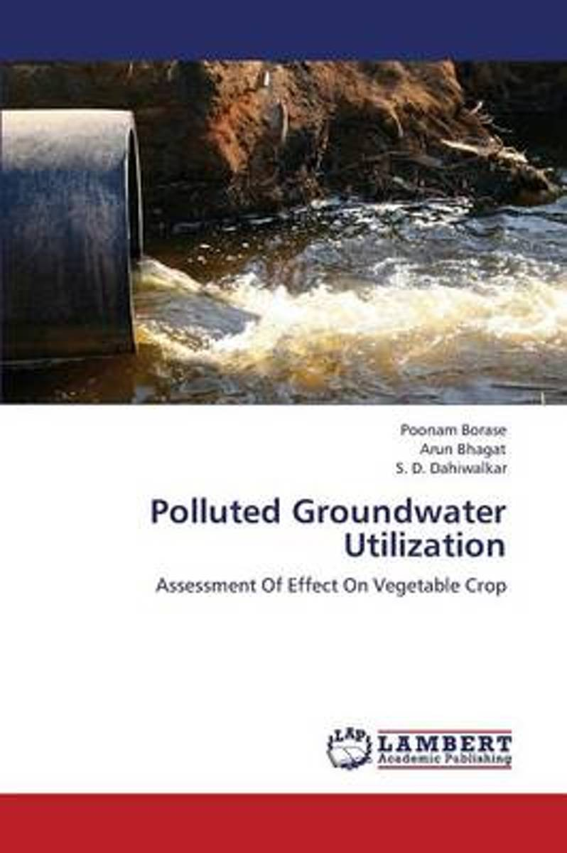 Polluted Groundwater Utilization