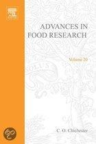 Advances in Food Research Volume 20