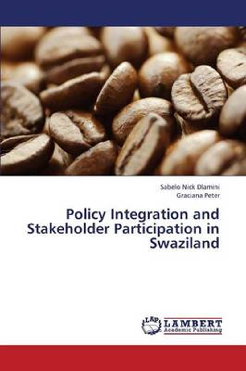 Policy Integration and Stakeholder Participation in Swaziland