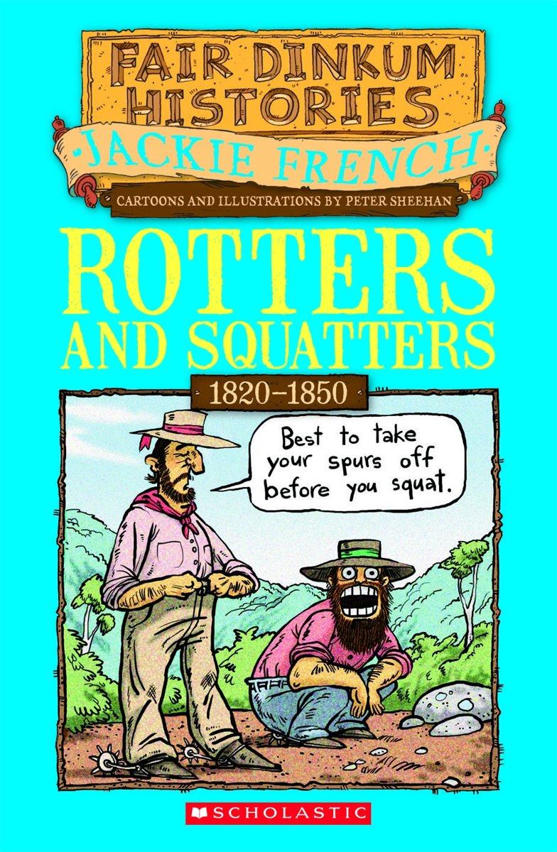 Rotters and Squatters
