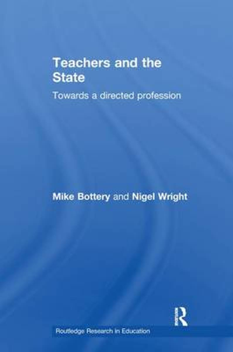 Teachers and the State