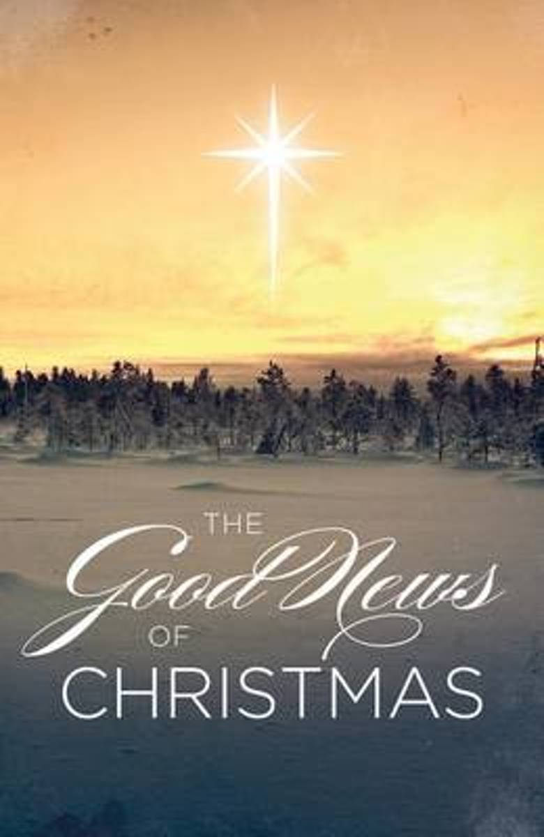 The Good News of Christmas (Pack of 25)