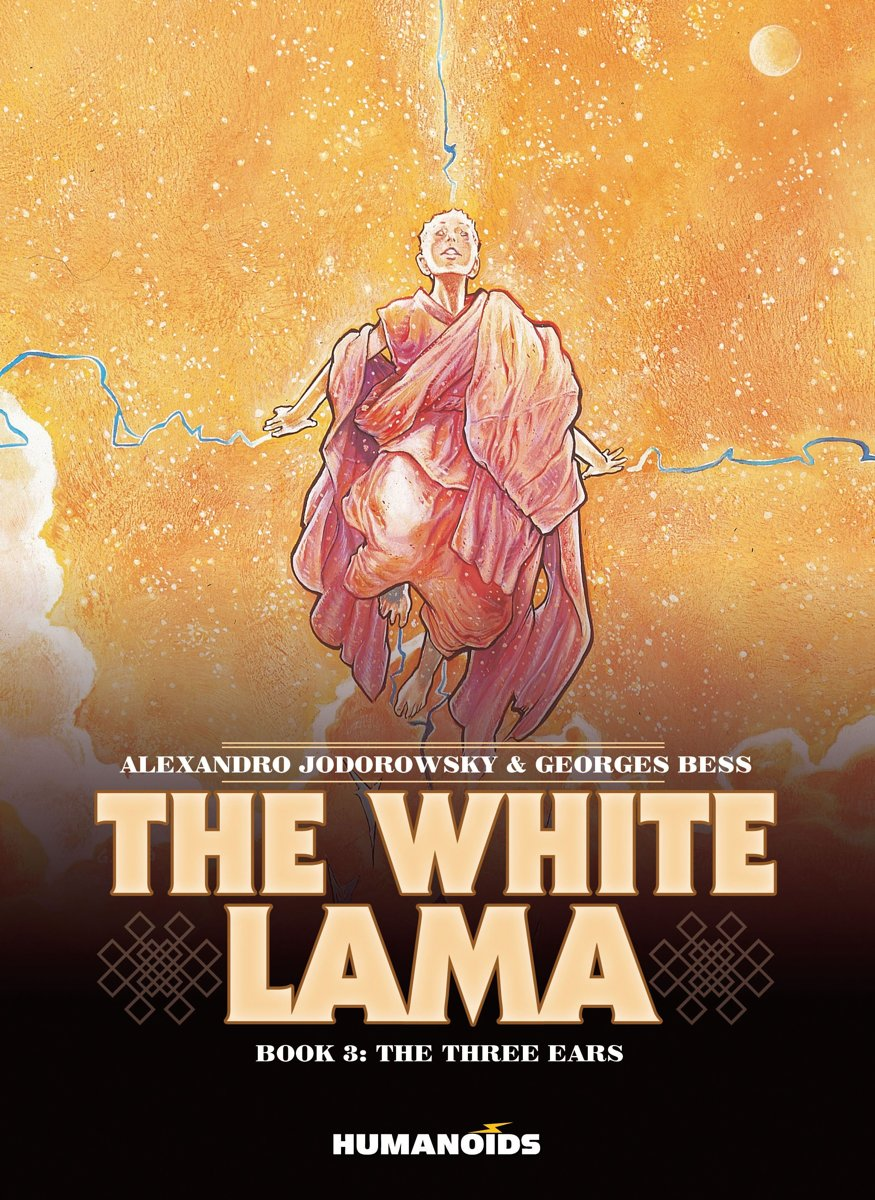 The White Lama