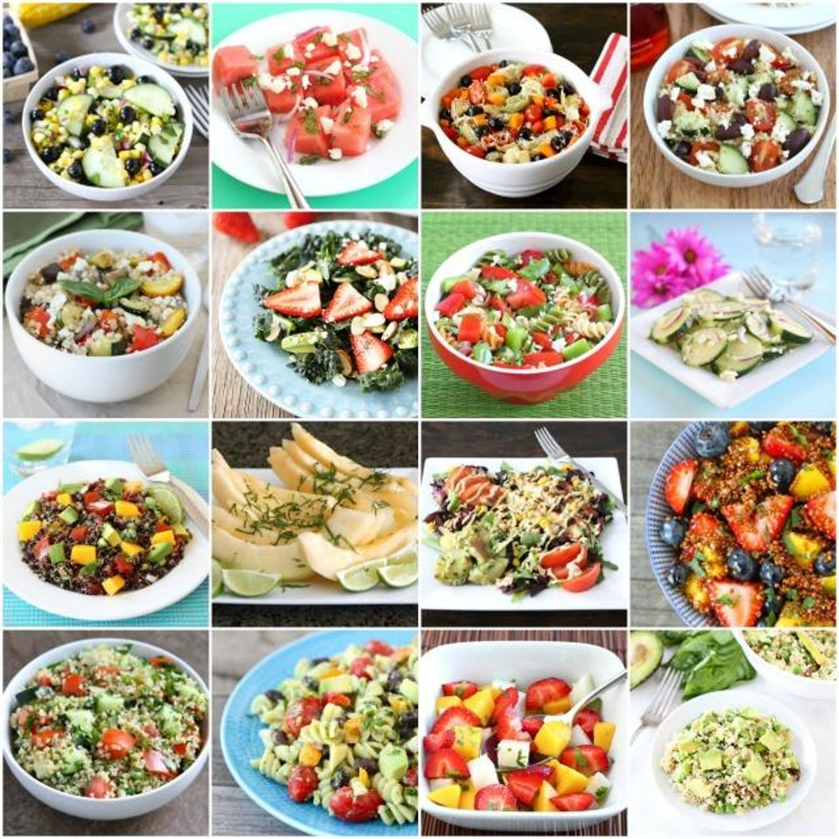 The Salad Cookbook - 2762 Recipes
