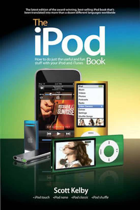 The iPod Book