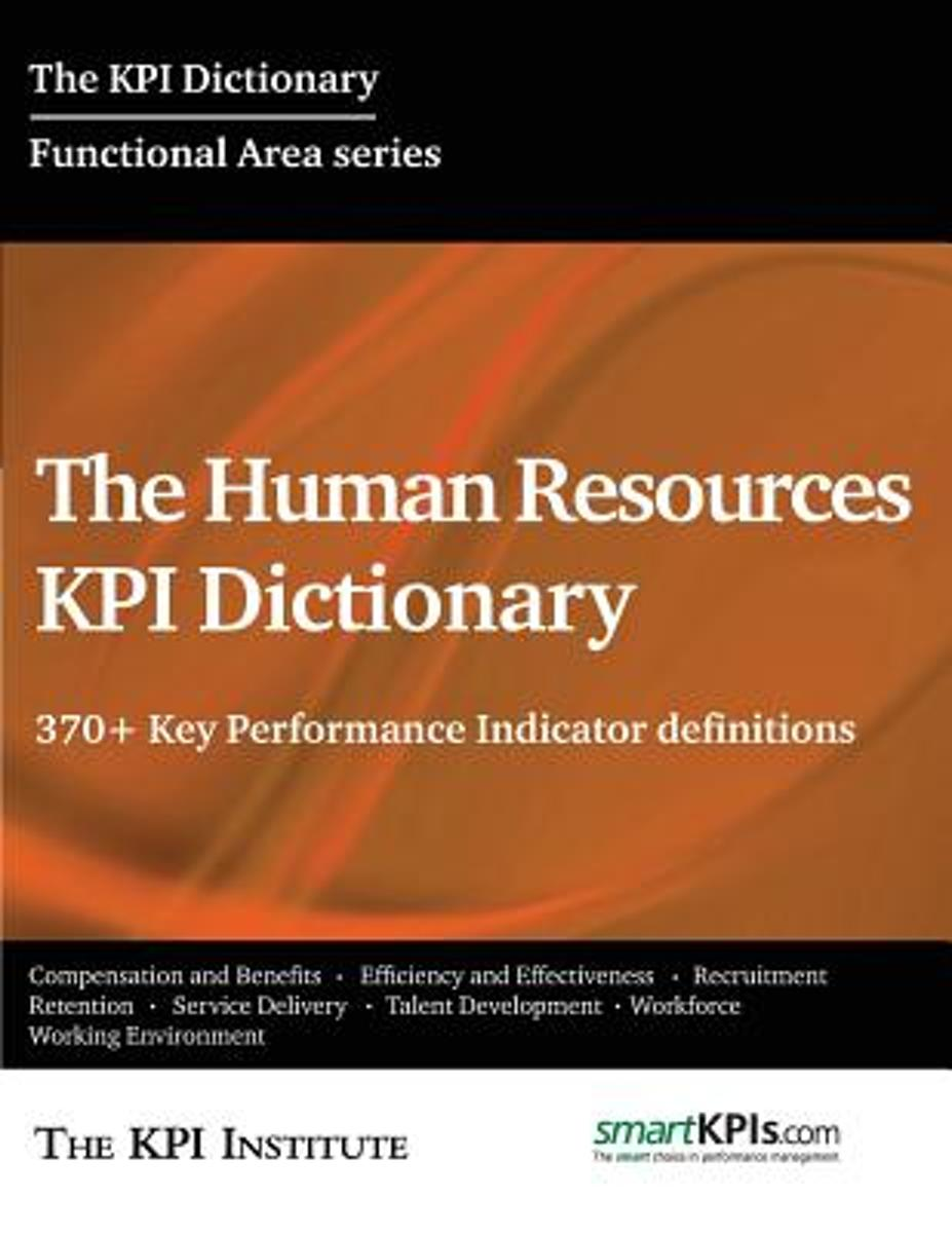The Human Resources Kpi Dictionary