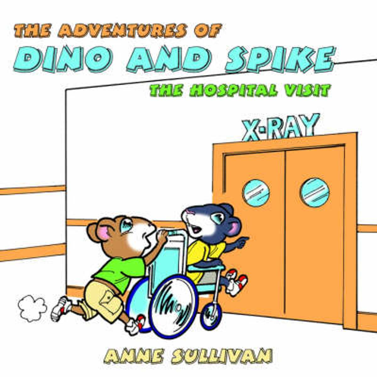The Adventures of Dino and Spike