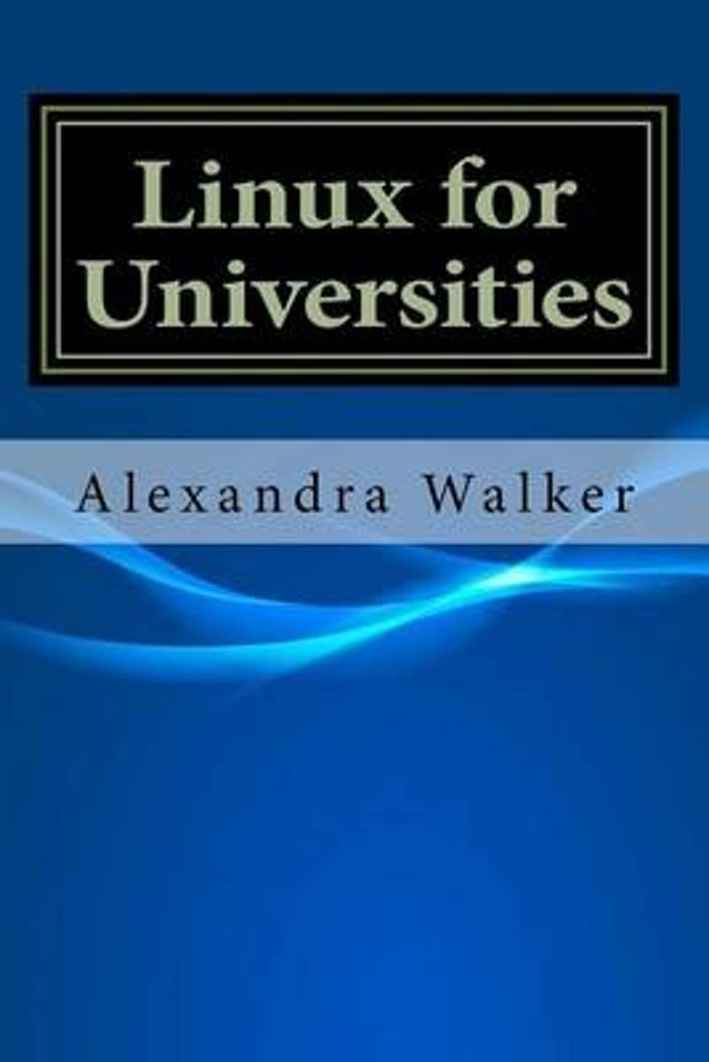 Linux for Universities
