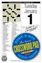 The Smart Crossword Page-A-Day 2013 Calendar