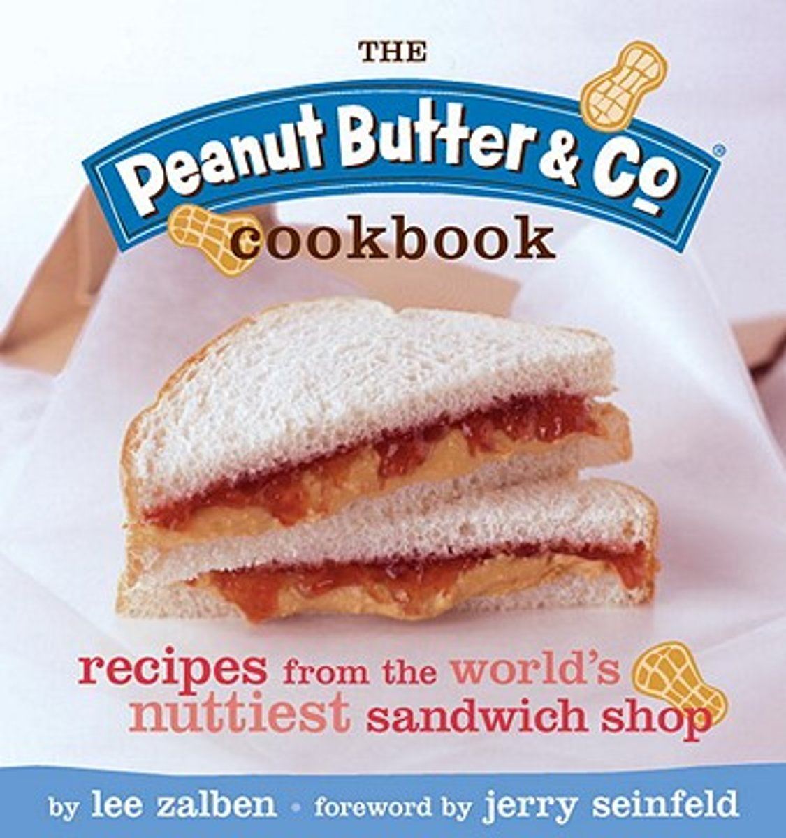 Peanut Butter and Co Cookbook