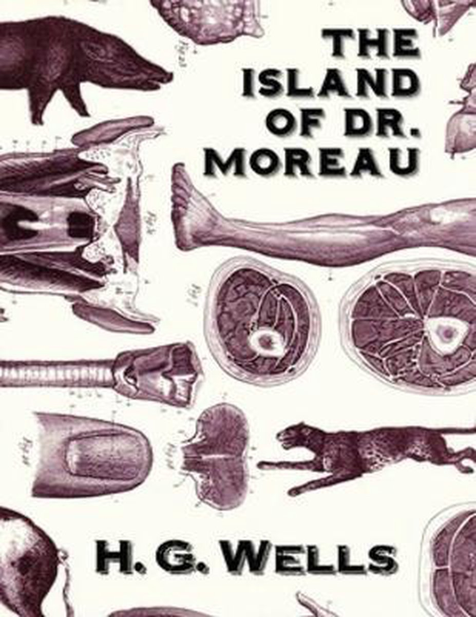 The Island of Dr. Moreau (Annotated)