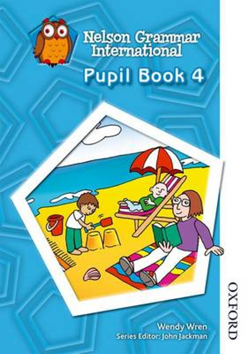 Nelson Grammar International Pupil Book 4