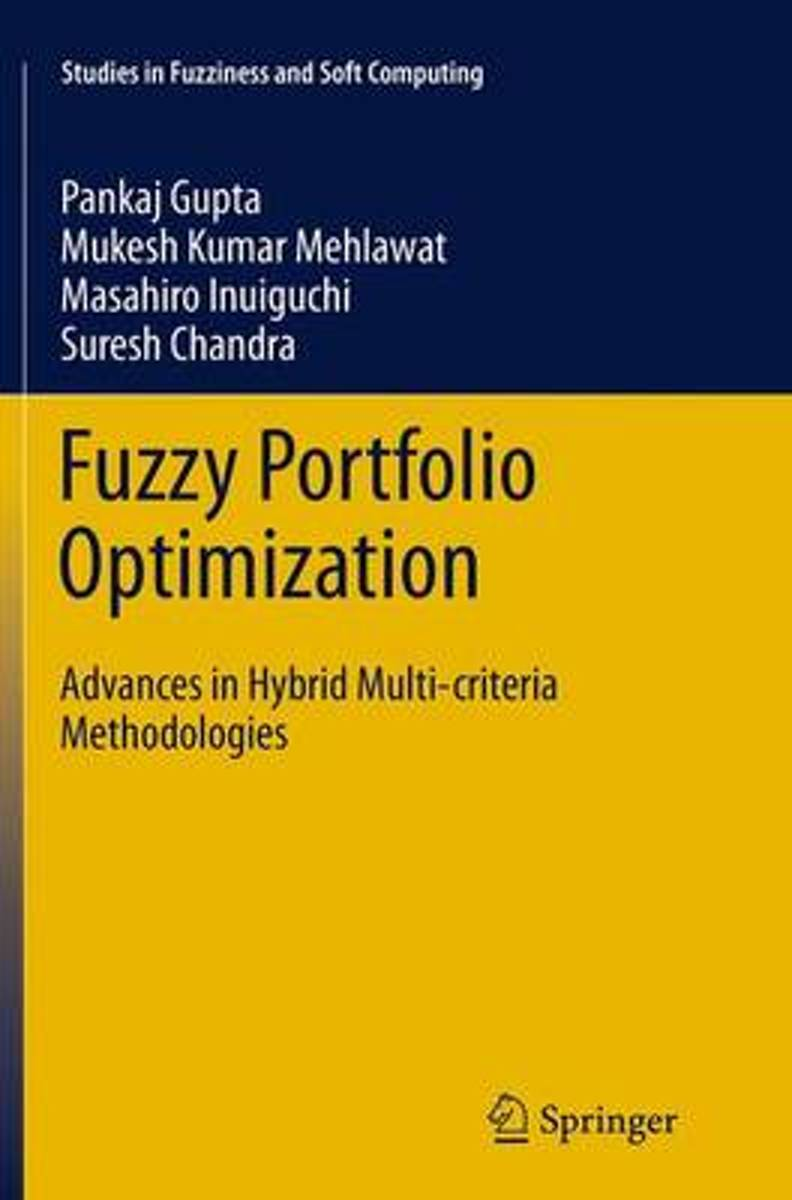 Fuzzy Portfolio Optimization