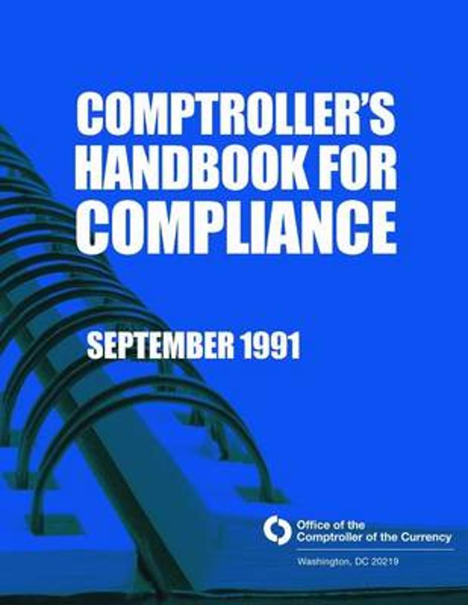 Comptrollers Handbook for Compliance