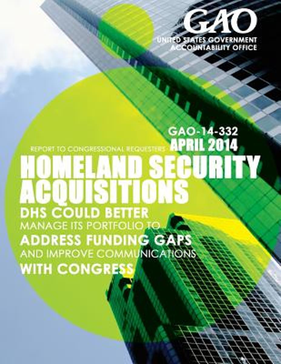 Homeland Security Acquisitions