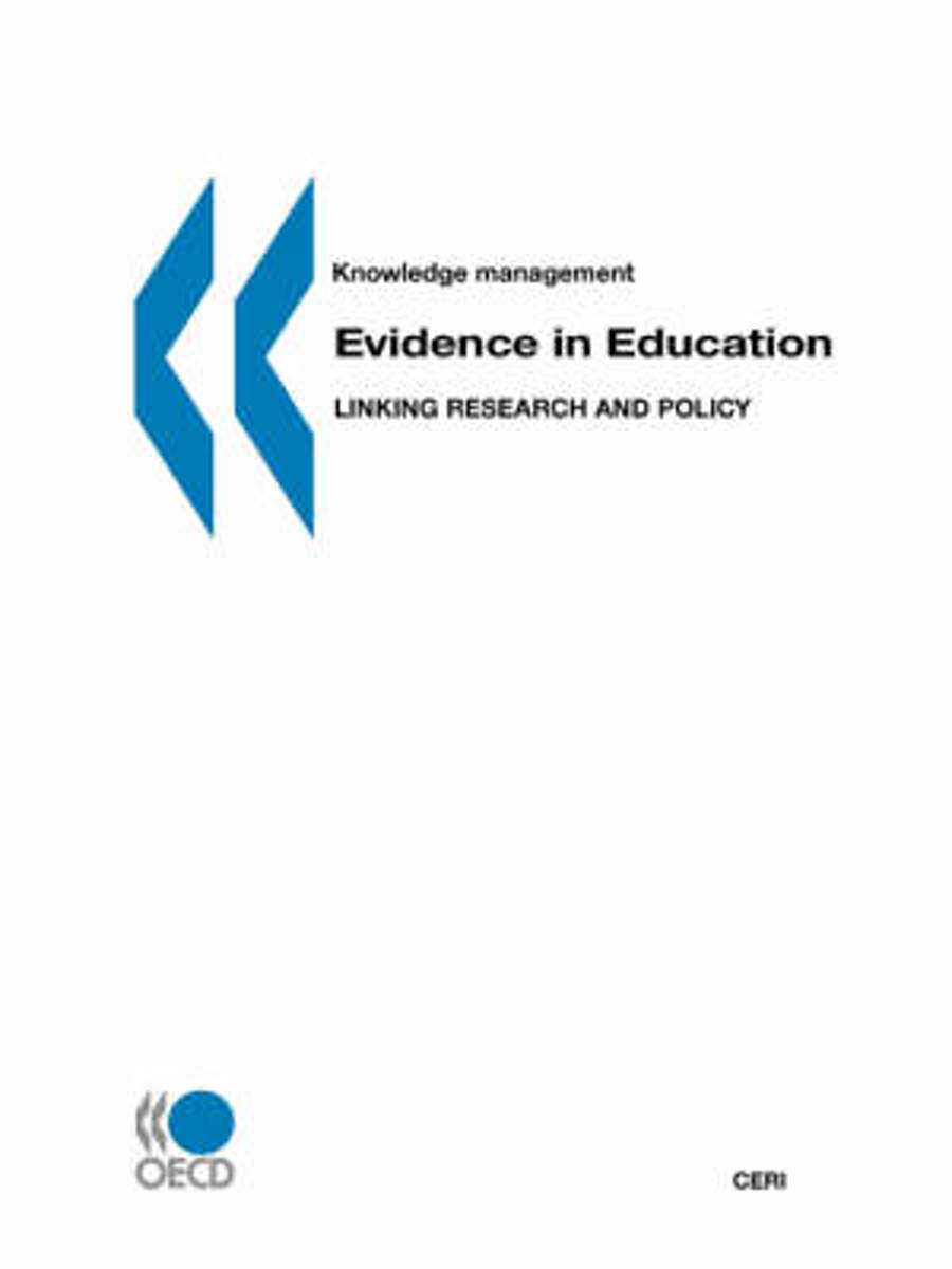 Evidence in Education