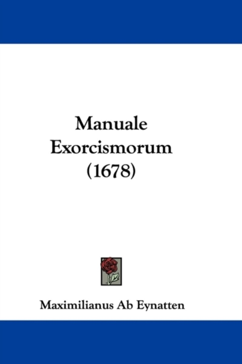 Manuale Exorcismorum (1678)
