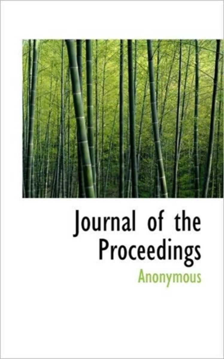 Journal of the Proceedings