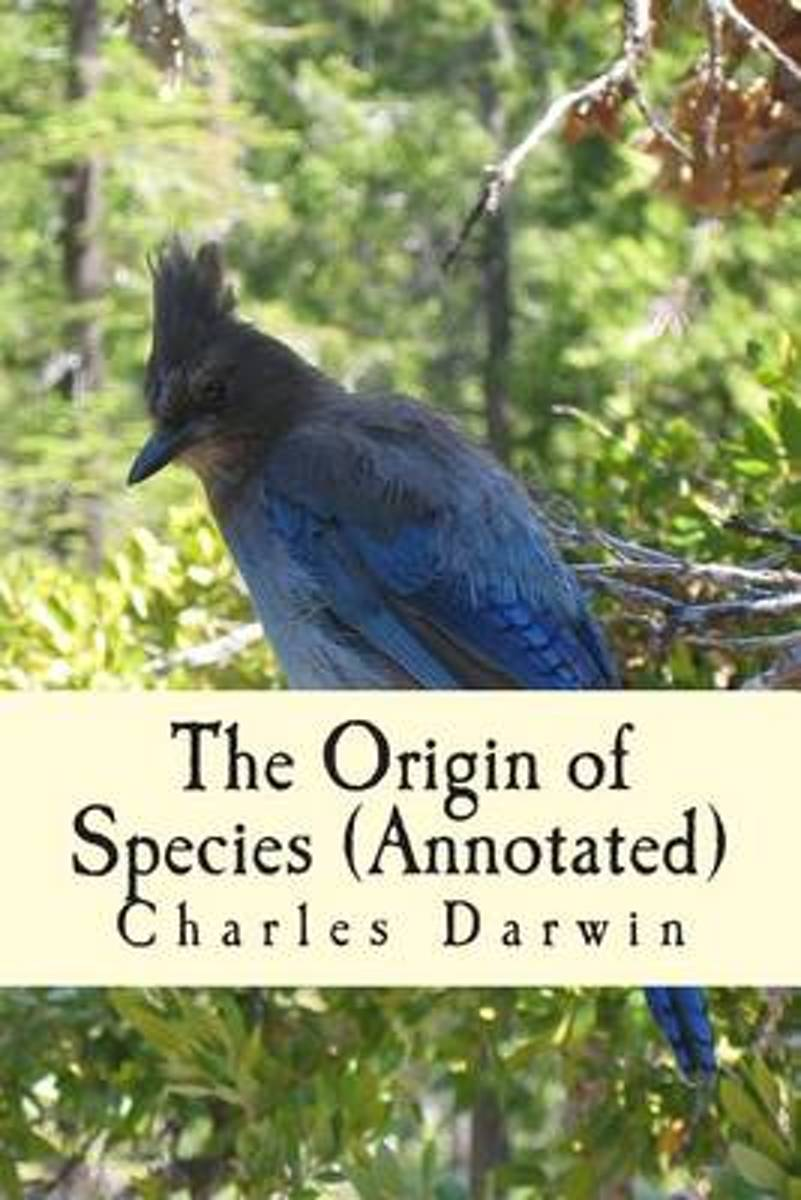 The Origin of Species (Annotated)