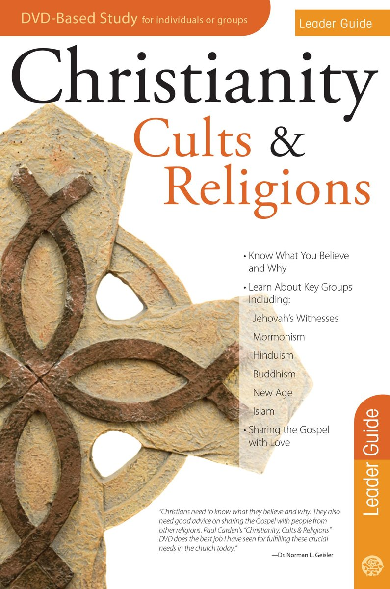 Christianity, Cults and Religions Leader Guide