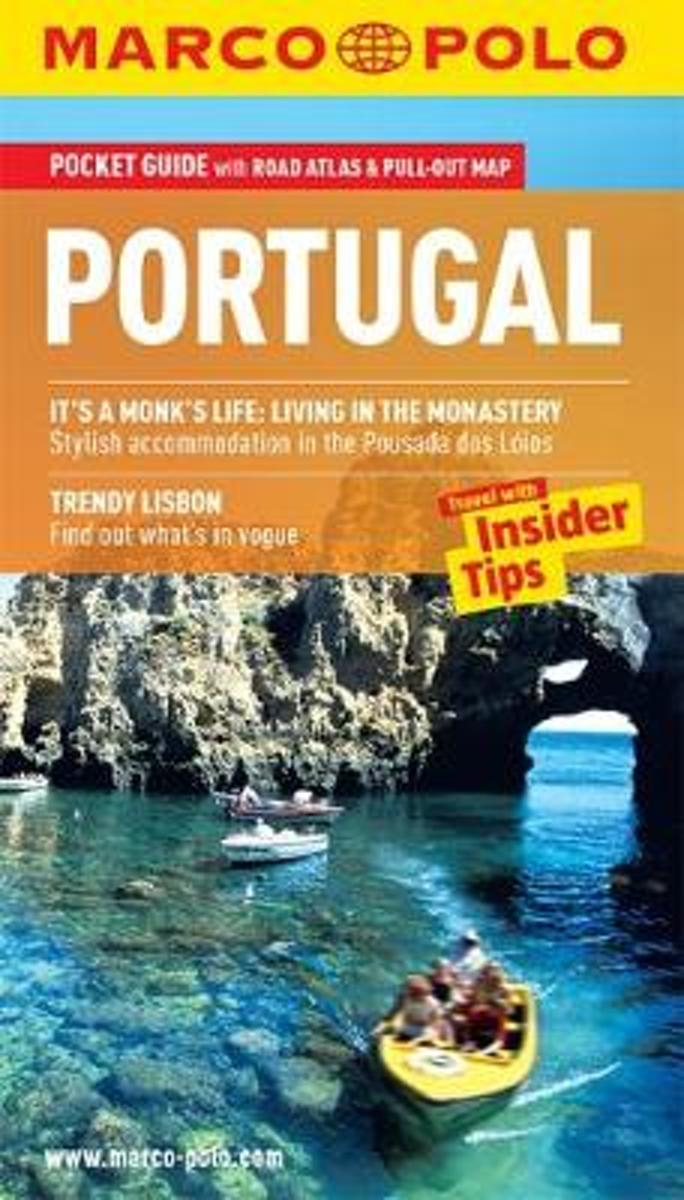 Portugal Marco Polo Pocket Guide