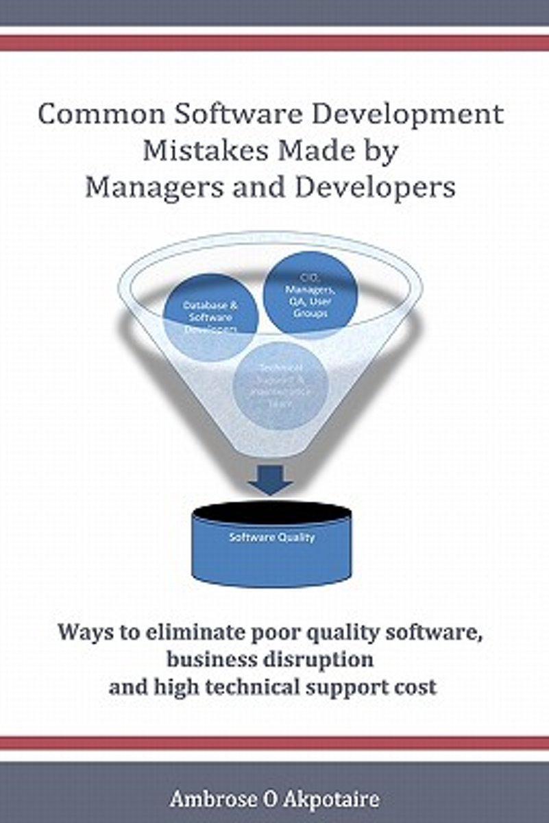 Common Software Development Mistakes Made by Managers and Developers