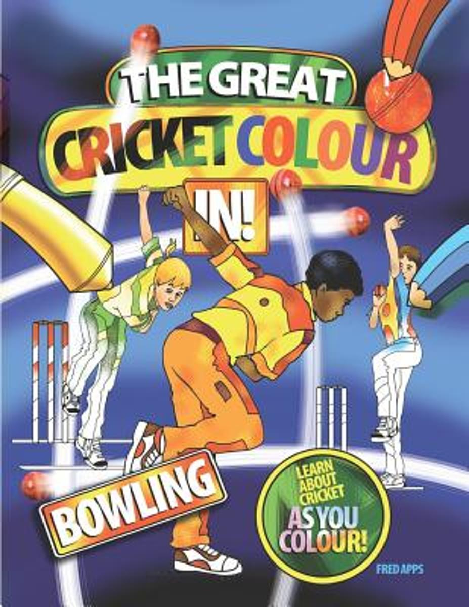 The Great Cricket Colour in