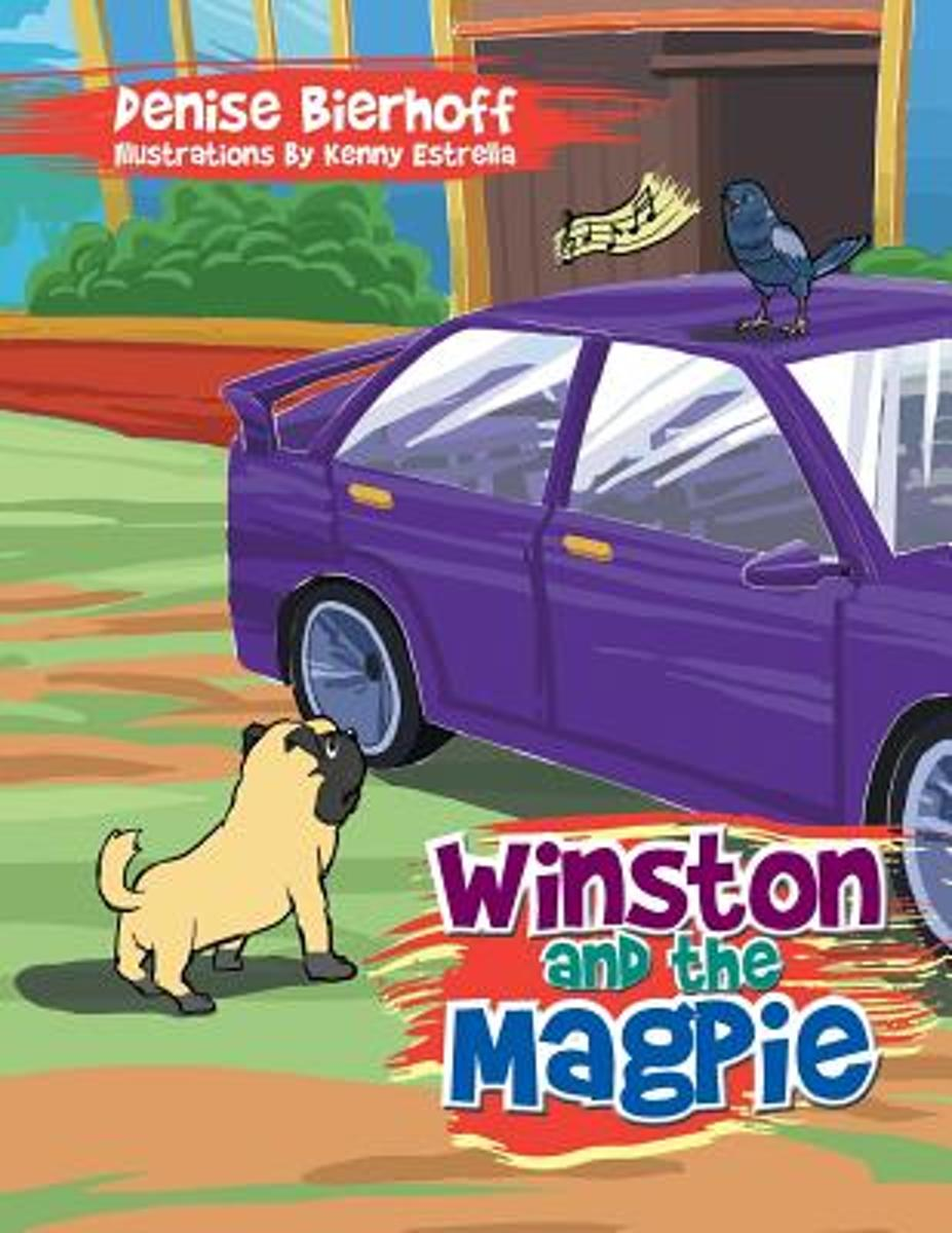 Winston and the Magpie