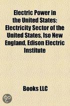 Electric power in the United States
