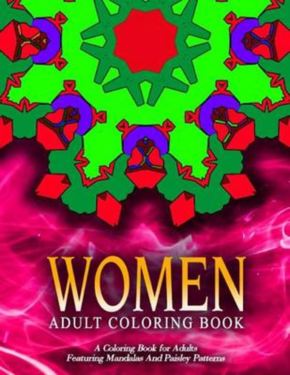 Women Adult Coloring Books, Volume 18